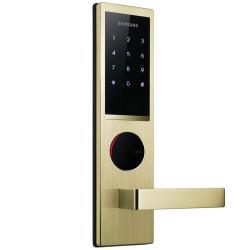 Khóa cửa điện tử Samsung SHS-H635FBG Gold