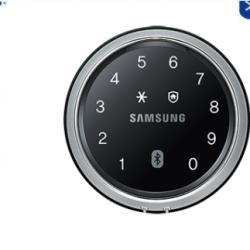 Khóa cửa Samsung SHP DS705 XMK/EN