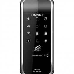 Khóa cửa thẻ từ không tay cầm Hione M1100