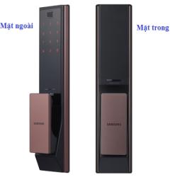 Khóa cửa vân tay cao cấp Samsung SHP-DP738