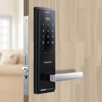 Khóa cửa vân tay Samsung chính hãng, khóa vân tay Samsung giá rẻ – Những mẫu khóa phổ biến nhất