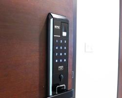 Khóa cửa vân tay, khóa điện tử Hàn Quốc