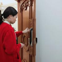 Khóa cửa điện tử tại Hà Nội