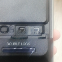 Chế độ tự động khóa khi đóng cửa của khóa vân tay điện tử