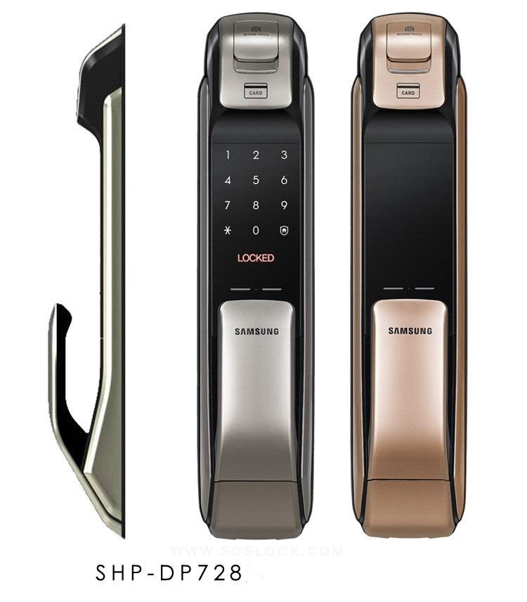 Khóa cửa điện tử Samsung SHP-DP728