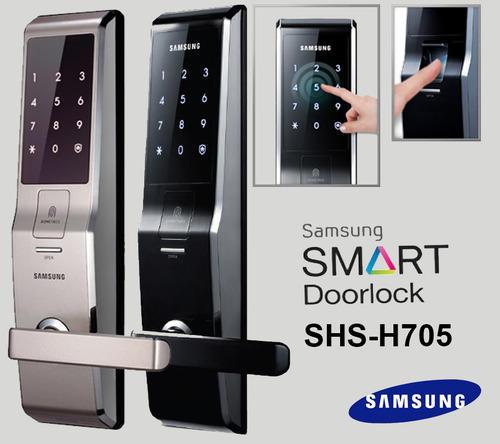 Khóa cửa vân tay Samsung SHS – H705